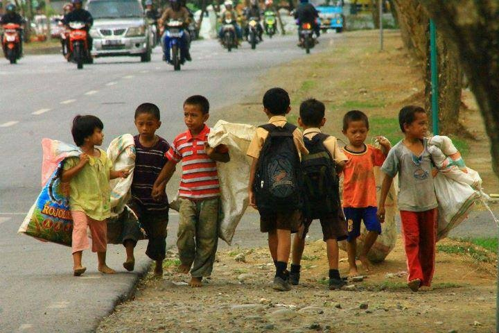 causes of street children in the philippines