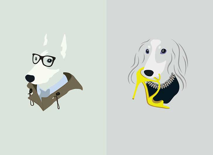 Woof-Models-I-Draw-Dogs-Who-Like-The-More-Fashionable-Side-Of-Life-8__880