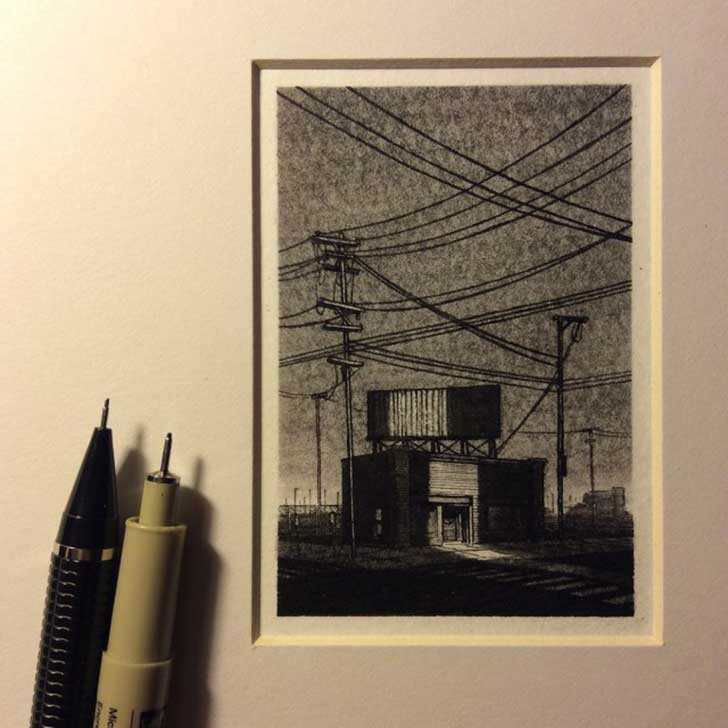 Tiny-Drawings-by-Taylor-Mazer_10-640x640