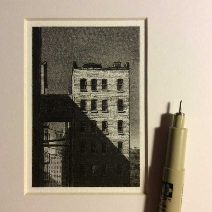 Tiny-Drawings-by-Taylor-Mazer_6-640x640