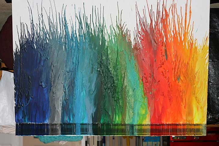 Extremely-Smart-DIY-Melted-Crayon-Wall-Art-Project-homesthetics-3