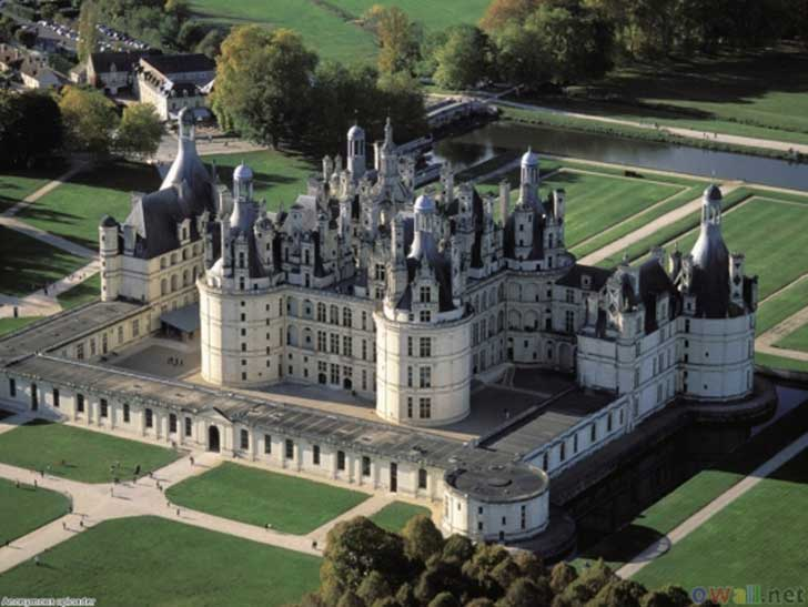 chenonceau-castle-france
