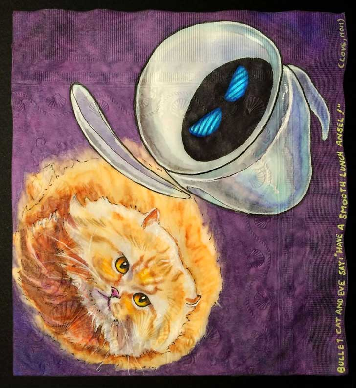 Cats-and-Robot-Drawn-on-Kids-Lunchbox-Napkins-7__880