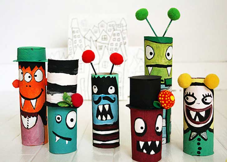 DIY-Projects-How-To-Make-Kids-Crafts-With-Toilet-Paper-Rolls-16