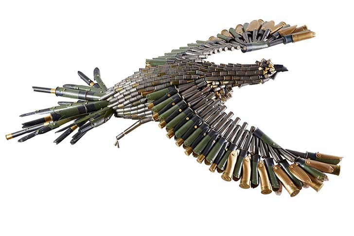 bullet-shells-sculptures-we-are-at-peace-federico-uribe-4