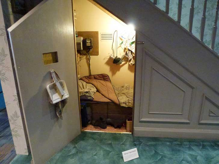 crea un cuarto secreto como el de harry potter goplaceit