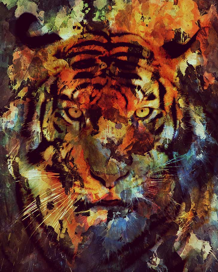 animal-portraits-in-watercolor-style
