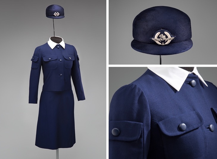 A History of Airline Uniform Design