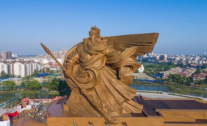 giant-war-god-statue-general-guan-yu-sculpture-china-2 2