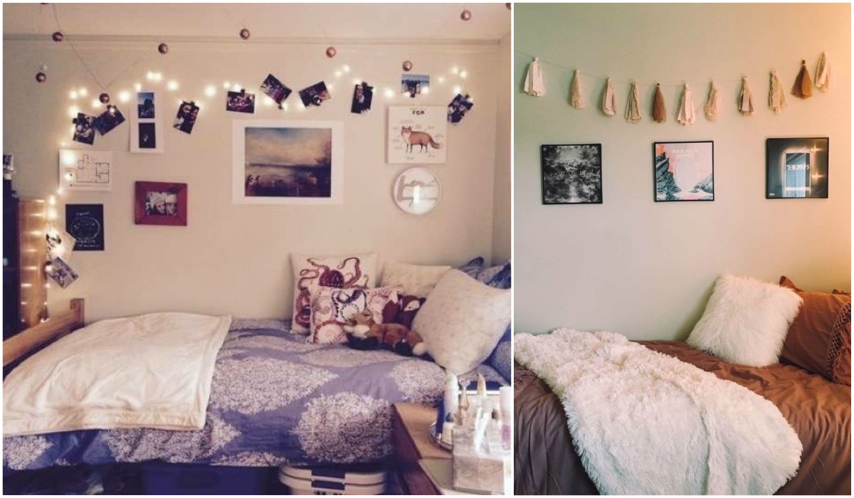 al ver estas 14 ideas para decorar cuartos te dar s cuenta On imagenes de ideas para decorar mi cuarto