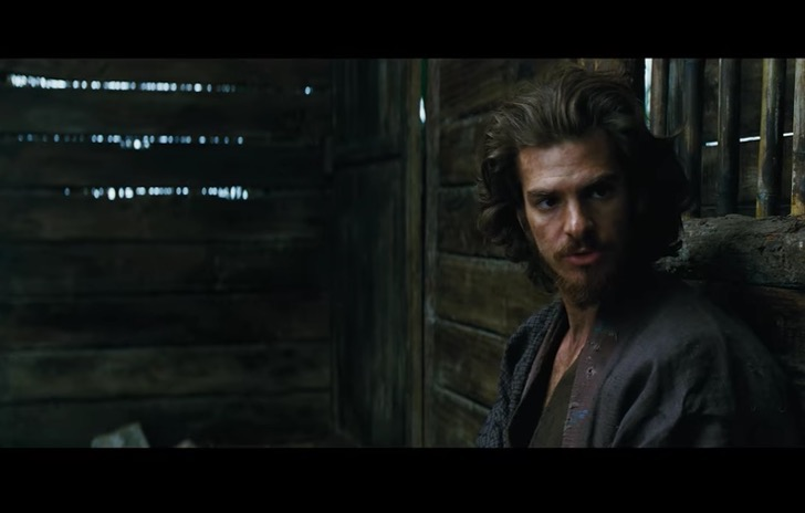 Andrew Garfield / Silence Trailer Youtube
