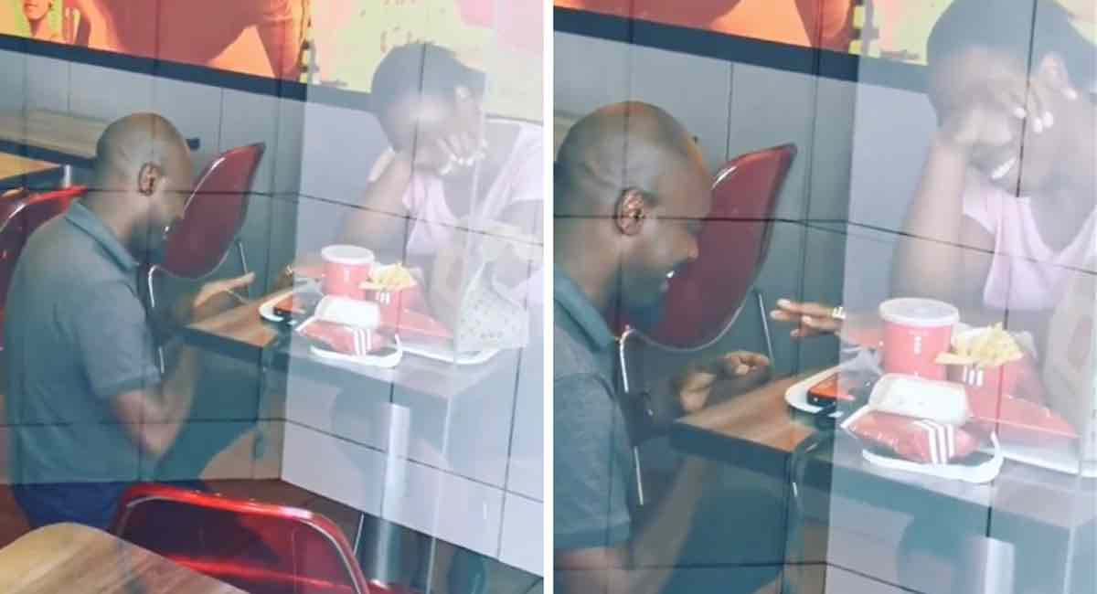 They were mocked for getting engaged at a KFC, and important brands offered to pay for the wedding