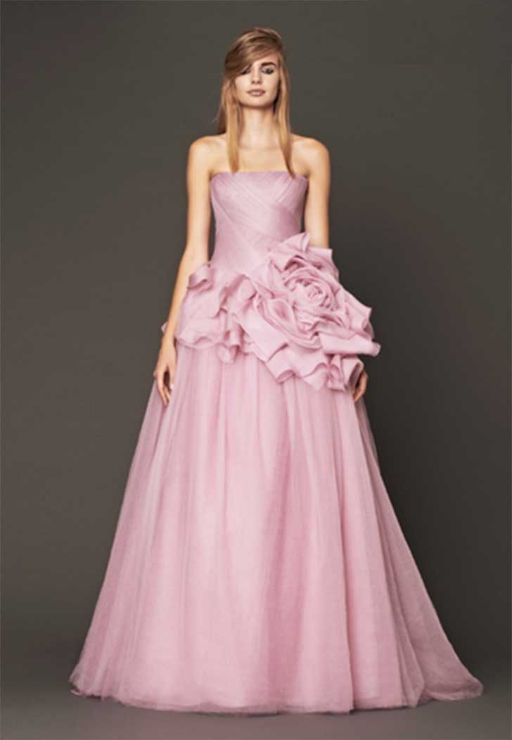 Dorable Vestidos De Novia Stephanie Allin Ideas Ornamento ...