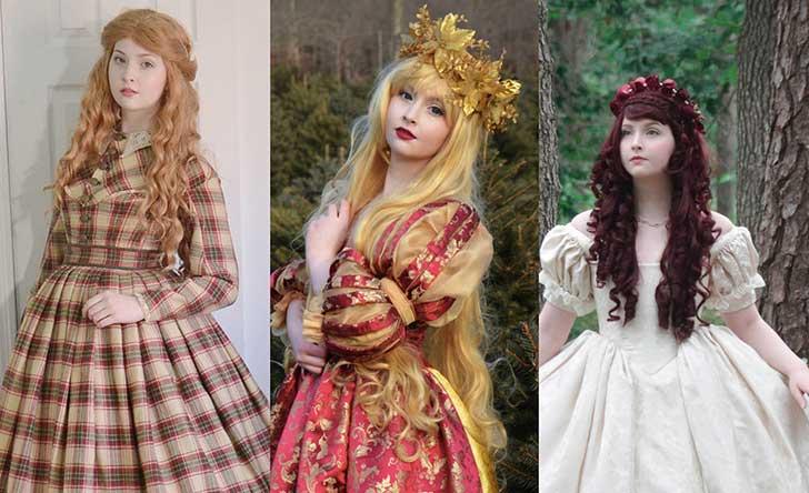 Картинки по запросу vestidos de angela clayton