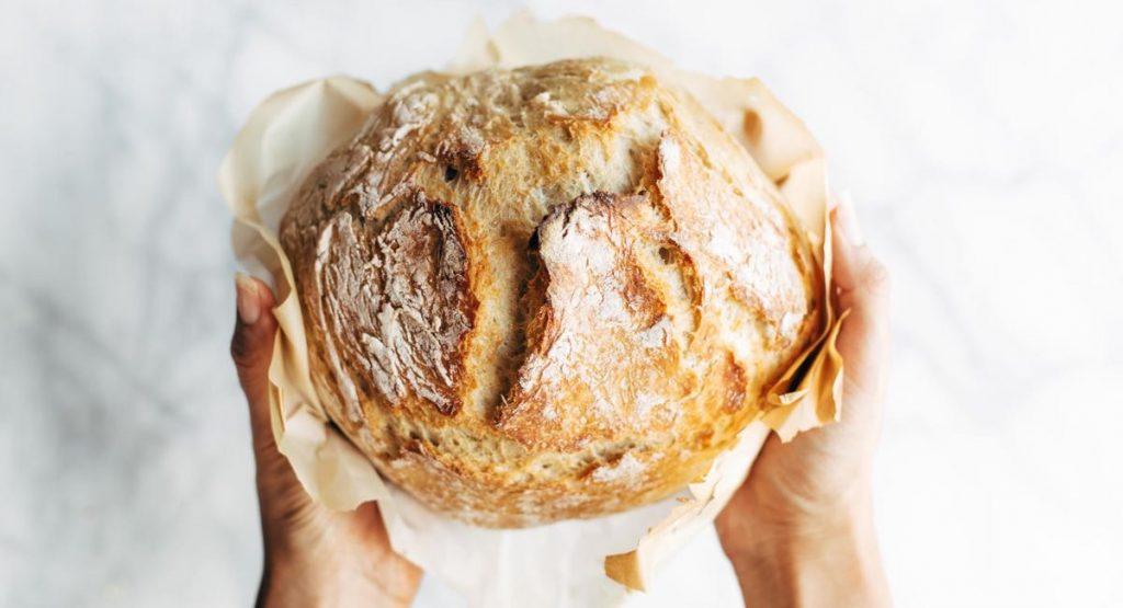 Como hacer pan de avena y harina integral