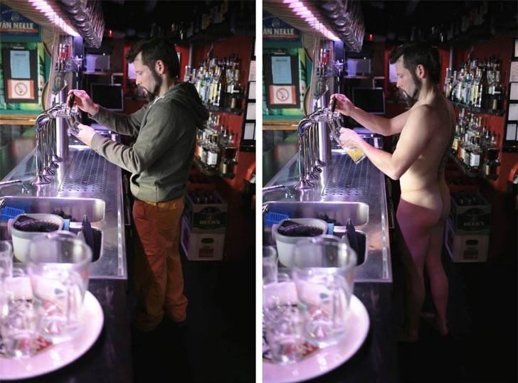 1495468388461 Vice WaW SophiaVogel 3 - Fotografías imaginarán una sociedad sin vestimentas