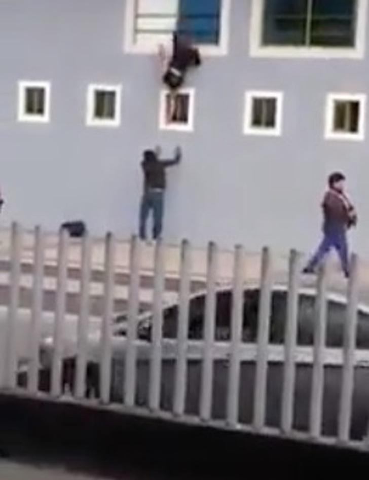 Resultado de imagen para trio escapa motel