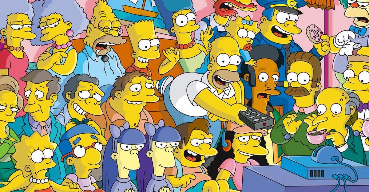 Fox transmitirá maratón de Los Simpson durante 2 días seguidos. El ...